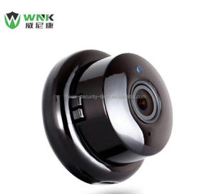 support 64GB card night vision hidden HD wifi camera