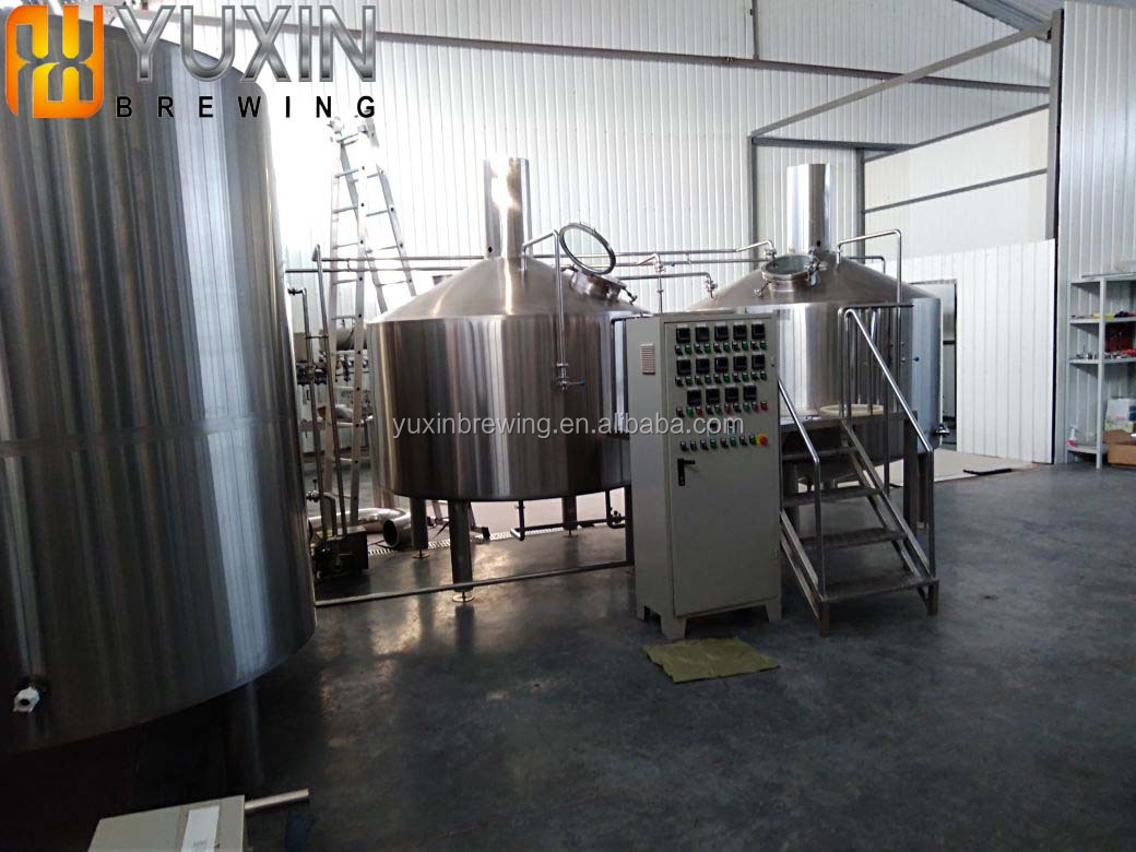 best quality beer brewery equipment 500l 600l