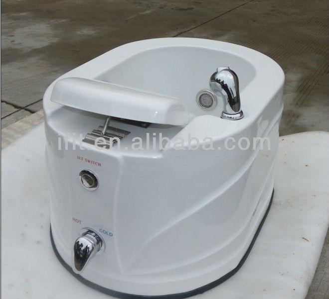 Used pedicure sinks