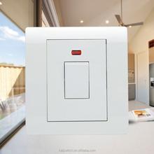 eine bande schalter 20a schaltsteckdose gro tastentelefon schalter hei er verkauf klimaanlage. Black Bedroom Furniture Sets. Home Design Ideas