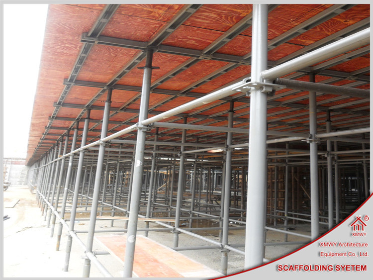 concrete cassette metal forms scaffolding for construction