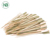 Bamboo Skewer  BBQ Paddle Shape Fruit Picks, Flat Bamboo Skewer With Handle