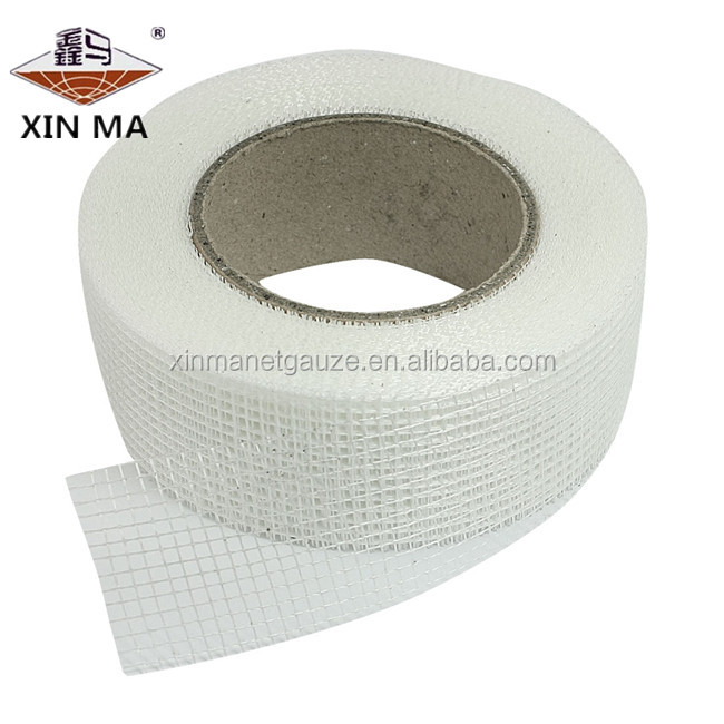 "2/""X98Yards Joint Tape for Drywall Fiberglass Cloth Tape 9*9 mesh"