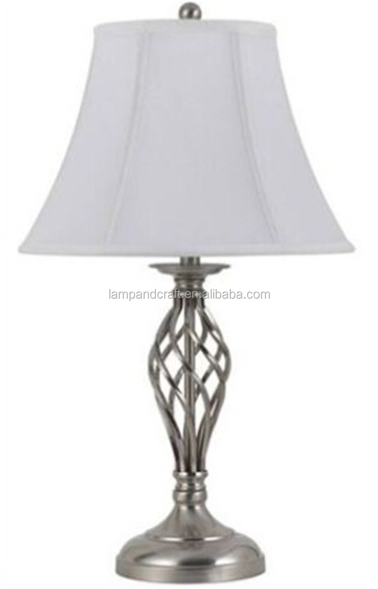 Top Selling Ornate Gold Scroll Iron Buffet Lamp Black Antique Open ...
