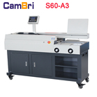 S60 A3 size electric glue book binder machine
