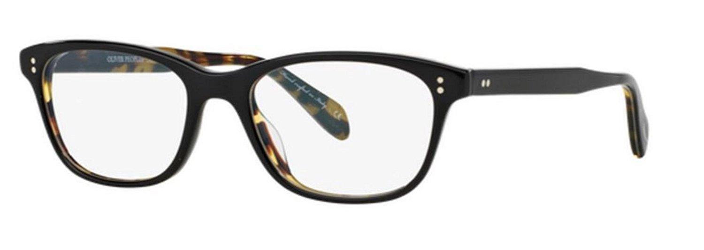 New Oliver Peoples OV 5279 U MASLON 1465 BLACK SEMI MATTE Eyeglasses
