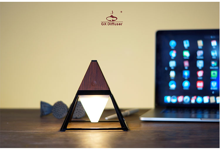 Touch Screen mini shape usb battery desk lamp