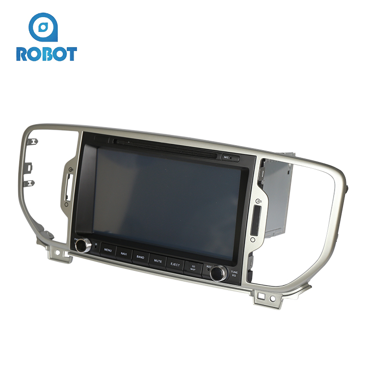 Chinese Manufacturer Android Car DVD Player With Touch Screen For KIA