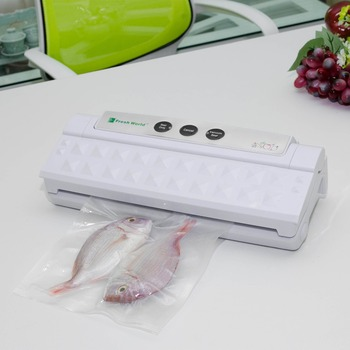 Portable Food Sealer Mini Vacuum Chamber Home Foodsaver Abs Pump