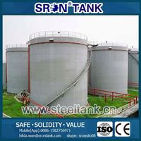 Leading Fuel Tanks Manufacturers Customized 1-15000m3 Oil Storage Tank