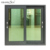 Glass Model Large aluminium Tinted tempered Glass Good Quality Sliding Windows
