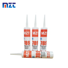 Good quality PE transparent silicone sealant and encapsulant
