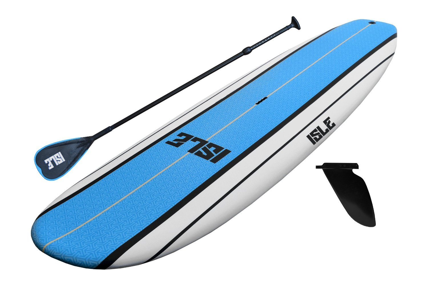 08ffa297b Get Quotations · ISLE Cruiser Soft Top Stand Up Paddle Board (5