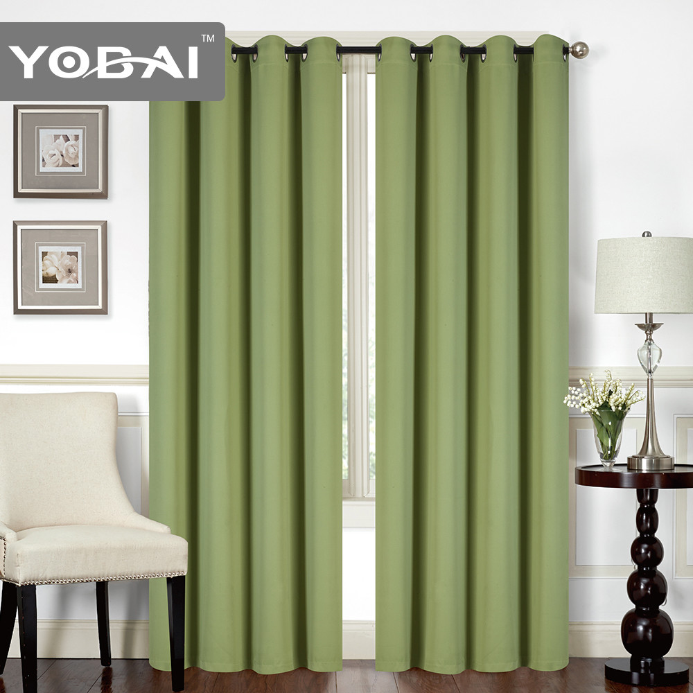 Wholesale New Style Cheap Window Blackout Curtains
