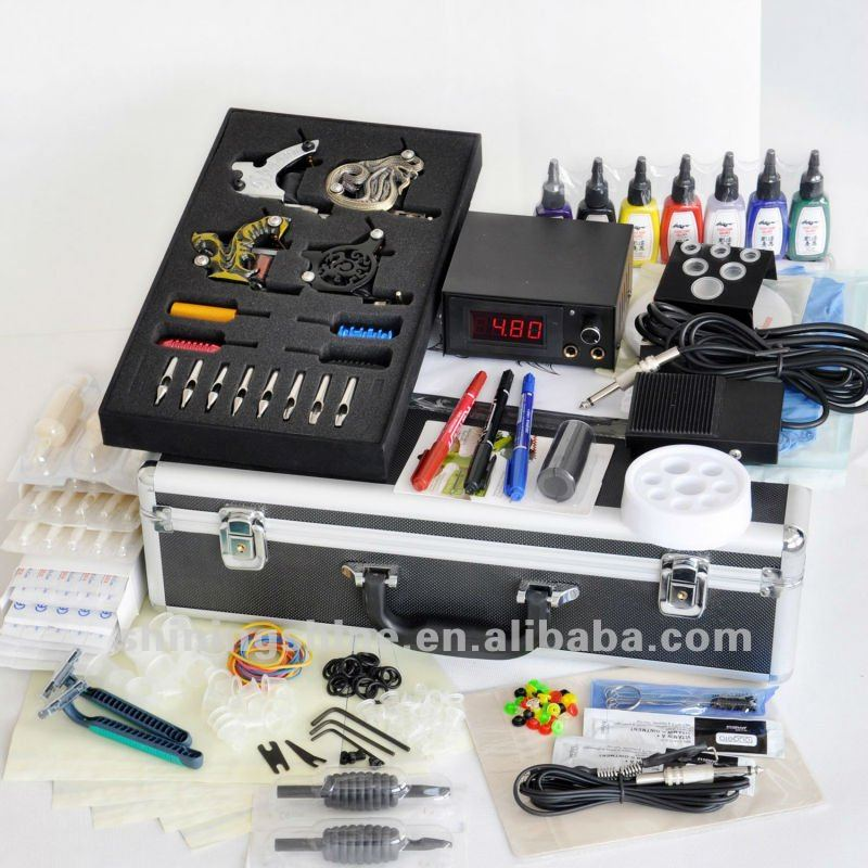 2020 hot sale professional tattoo kits with free shipping