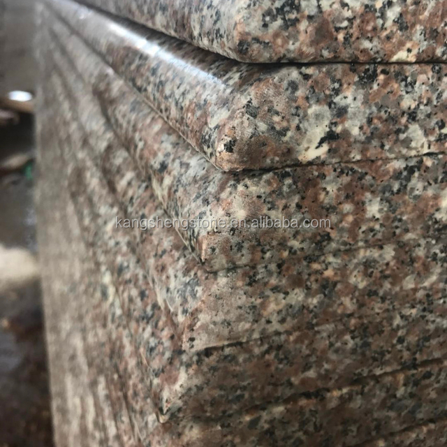 Outdoor Stone Steps Risers G664 Granite Stairs