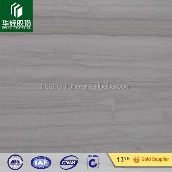 wooden temple design for home;white marble tiles;grey wooden vein marble