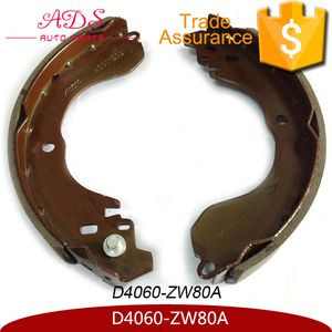 auto parts Brake shoe repair kits for NISS Geniss / NV200 D4060-ZW80A