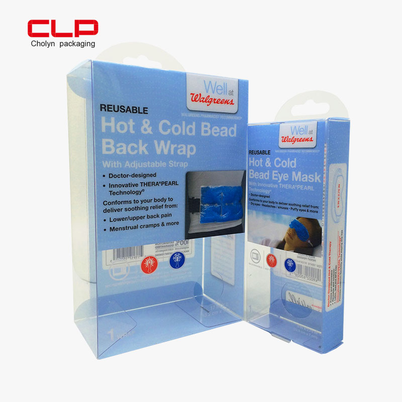 High quality custom packaging box cold hot box with handle