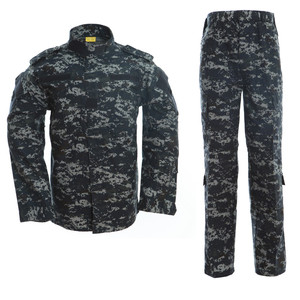 Ocean Military fabric camouflage ACU uniforms