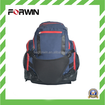 New Design Football Soccer Backpack Bag With Shoes Compartment Ball Holder Basketball Bags Product On