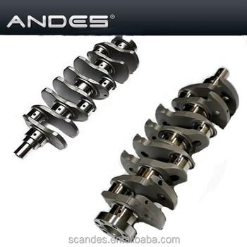 Spare Part For Benz Truck Engine Crankshaft Om 447 4470300801 ...