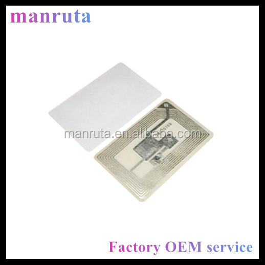 Factory Wholesale And Oem Paper Roll Rfid Sticker/inlay/label Hf ...