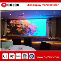 Alibaba trade assurance hd full color led indoor tv
