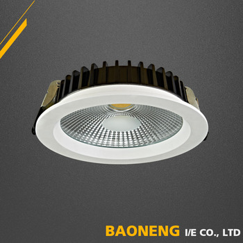 Dimmable Recessed COB LED Downlight 5W for hall