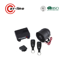 2017 New giordon car alarm system with great price