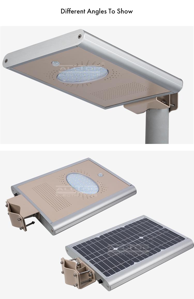 Wholesale ip67 waterproof outdoor 2 years warranty 8 12 15 20 watt garden led solar street light