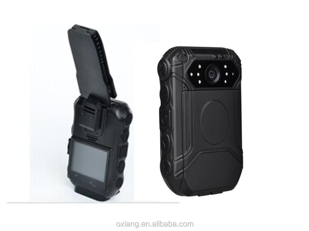 Android 4G 3G WiFi Bluetooth GPS GPRS  Police  body  camera 4g