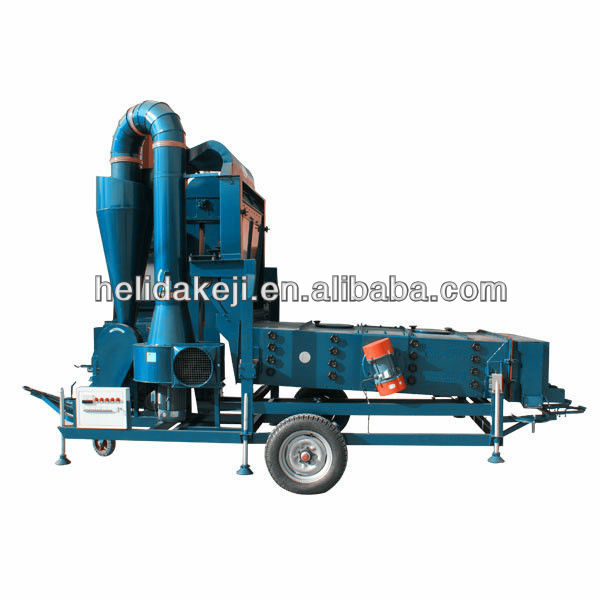 High quality Air seed cleaner equipment air separation machine