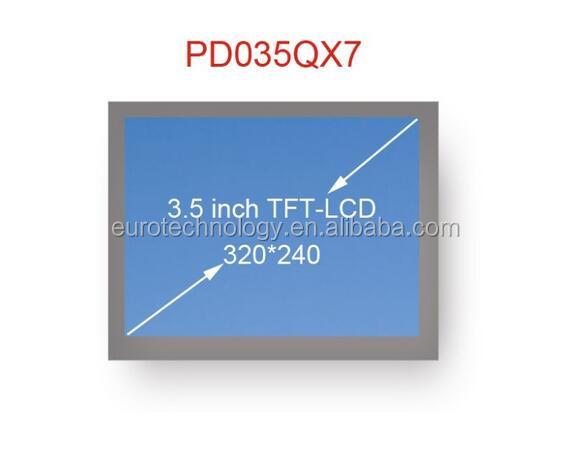 """6.4/"""" PVI 320×234 P64CN1AP06 LCD Display Screen Panel"""