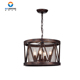 Unique excellent quality iron chandelier pendant lights lighting