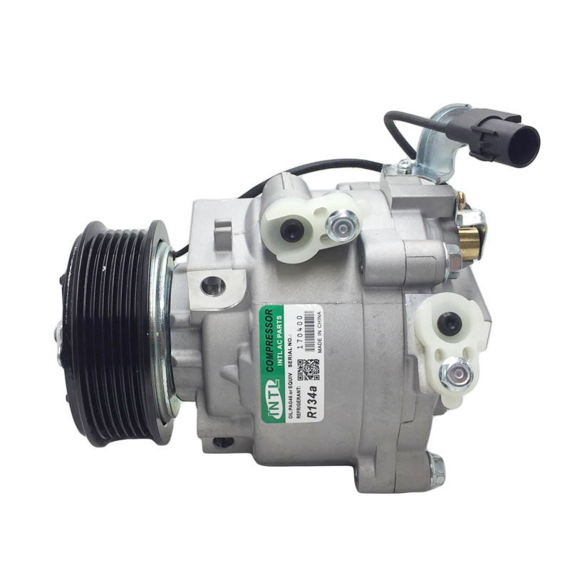 AKS200A413C AKS200A402C QS90 for Mitsubishi Lancer Outlander Peugeot 12V Car Auto Air Conditioning AC Compressor