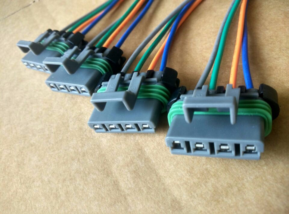 12v Universal Auto Wiring Harness Complete Kits With Connectors