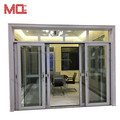Latest Standard Balcony Sliding Doors With Triple Glass