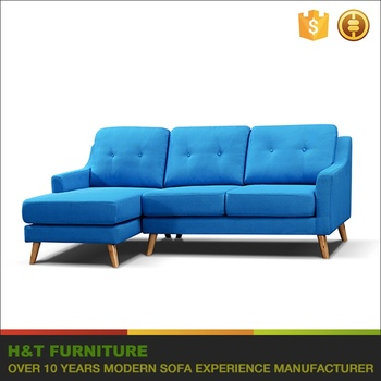 Buy Furniture From China Online Wooden L Shaped Fabric Sofa Set