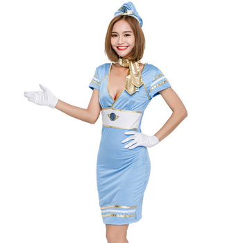 hot sexy air hostess sex uniforms air stewardess sex uniforms