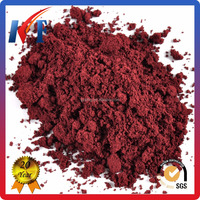 Pigment Iron Oxide Red 102 for asphalt