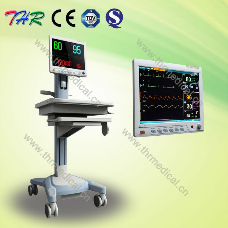 THR-PM900E Medical Portable Patient Cardiac Monitor