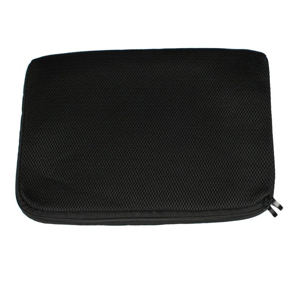 Get Quotations · TOOGOO(R) 15,15.4,15.6 inch Black Mesh Notebook Laptop  Sleeve Bag