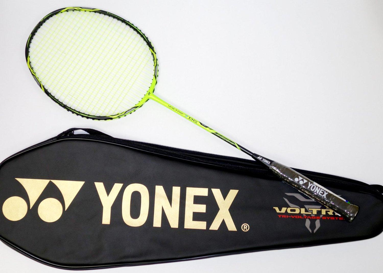 Yonex Voltric 7DG Badminton Racket VT7DG Racquet 3U5G Pre-strung