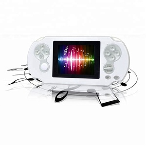 Manufacturer Directly Sale Handheld 3.0 Inch PMP 4 Game Console Support HD Video AVI Player For Sale
