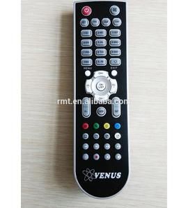 tv satellite receiver venus remote control