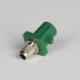 FAKRA E code PLUG/Male Straight for RG174_RG316 Coaxial Cable Connectors