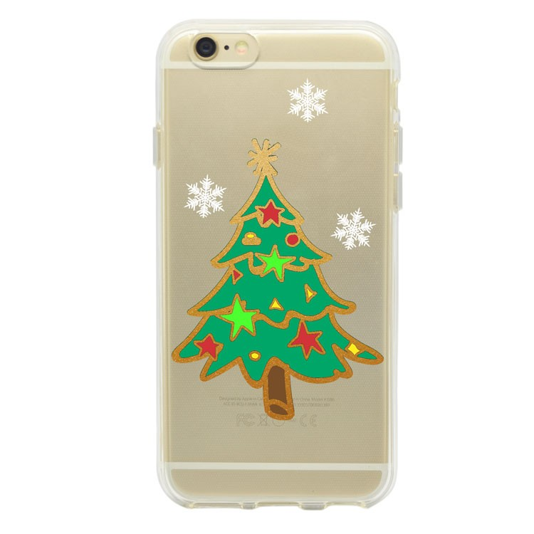 Cute&Elegant IMD series phone case for iphone case cover as Christmas gift