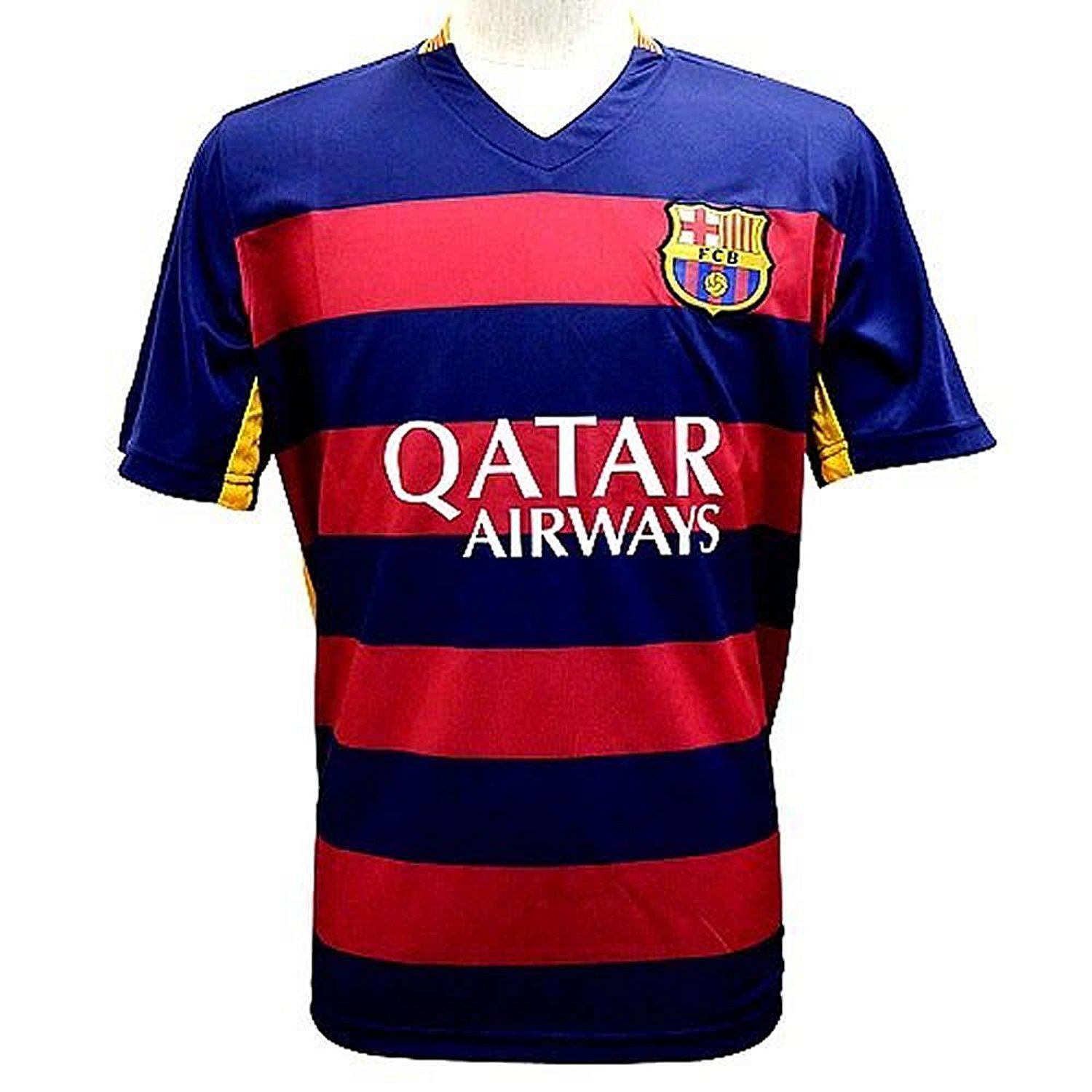 5c7e884ed Get Quotations · Barcelona Messi Soccer Shirts