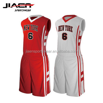 b6ee15cc6c2 Customized Team Sublimation Red /white Basketball Team Uniforms Kits 2017  Best Latest Basketball Jersey Design - Buy 2017 Red /white Basketball ...